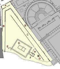<b>Triangular</b> Forum - AD79eruption
