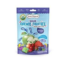 Torie & Howard Chewie Fruities <b>Organic Candy Chews</b>, Assorted ...