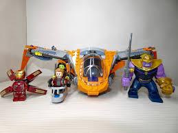 Обзор на <b>Конструктор LEGO</b>® <b>Marvel Super Heroes</b> 76107 Танос ...