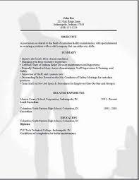 custodian resume examples samples free edit   wordcustodian resume custodian resume