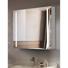 Шкаф-<b>зеркало</b> Esbano ES-2404 <b>80х70</b> с <b>подсветкой</b> - купить в ...