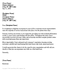 Useful Resume Cover Letter Templates   Professional Letters Templates