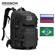 REEBOW <b>TACTICAL Military Backpack Army</b> 3 Day Assault <b>Pack</b> ...