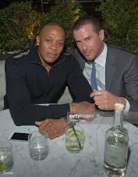 grand opening of rivabella ristorante in west hollywood photos and dr dre l and partner of innovative dining group lee maen attend the