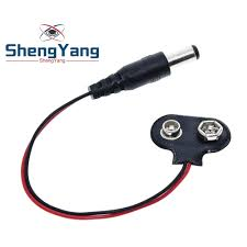 Special Offers <b>9v battery</b> power plug list and get free shipping - a343