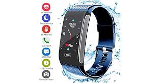 Janker Fitness Tracker, <b>Smart Watch</b> Bracelet Wristband With ...