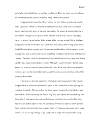 sample expository essay