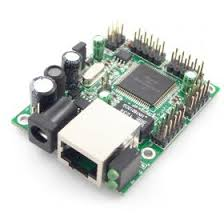 ethernet 16 relay board controlled via web snmp internet daenetip2 snmp ethernet controller 24 digital analog i o