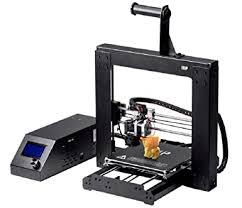 Monoprice-113860 Maker Select <b>3D Printer v2</b> With Large Heated ...