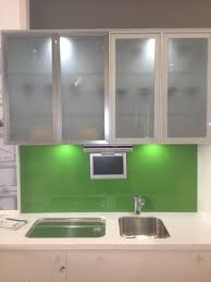 top glass kitchen cabinet