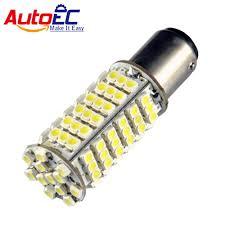AutoEC <b>10X 1157 BAY15D</b> 102smd LED 1210/3528 leds car auto ...