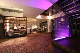 industrial living room by musadesign interior design bedroom ambient lighting