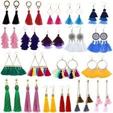 tassel earrings - Amazon.com