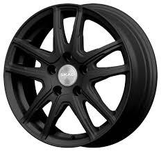 Колесный диск <b>SKAD Сидней 6x16/4x100 D60.1</b> ET50 черный ...