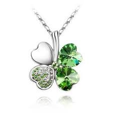 Online Shop for clover <b>leaf necklace</b> Wholesale with Best Price