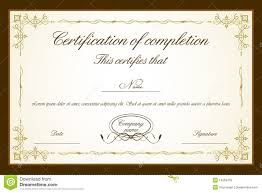 certificate template lgbtlighthousehayward certificate template royalty stock photos image 19259378 rkolkx30