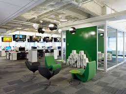 another example of interdepartmental space separation open meeting space office space with glass walls check grandiose advertising agency offices