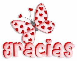 Image result for gracias mariposas