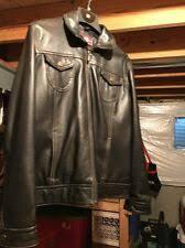<b>Wilson</b> черные кожаные пальто и <b>куртки</b> для <b>женский</b> | eBay