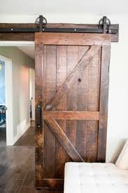 Sliding Barn Doors Create A New Look For Your Room With These Closet Door Ideas