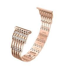 <b>Smart Watch</b> Slim Bands Strap <b>Alloy</b> Metal Bracelet Wrist Band for ...