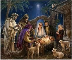 <b>Diy Diamond Painting</b> Cross Stitch Birth Of Jesus Christ Crystal ...