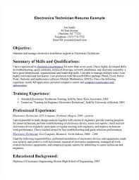 here is a sample of an electronics technician  lt a href  quot http    electronics maintenance technician resume sample source