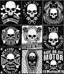 <b>Skull</b> vector - templates for t-shirt <b>printing</b> free download ...