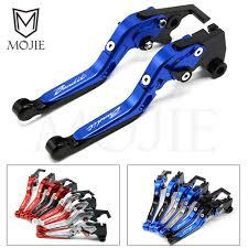 <b>Motorcycle Folding Adjustable Brake</b> Clutch Levers For SUZUKI ...