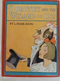 dorothy the wizard in oz l frank baum book vintage sears release dorothy and the wizard in oz sears book