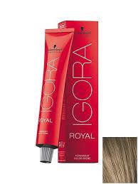 Краситель для <b>волос Igora</b> Royal 8-00 Светлый русый ...