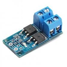 <b>36V</b> PWM control switch board DC 12V 24V <b>15A</b> 400W <b>High</b>-<b>power</b> ...