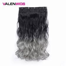"<b>Valen Wigs</b> Long Curly Synthetic <b>Clip in</b> one piece 22"" Half Full ..."