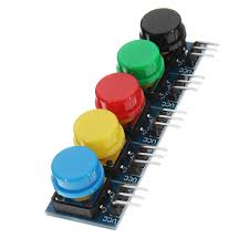 12x12MM <b>Big Key Module</b> WAVGAT Push Button Switch <b>Module</b> ...