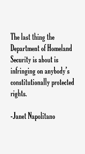 Janet Napolitano Quotes & Sayings (Page 2) via Relatably.com