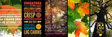 Original Travel Quote Memes #3: Autumn | Backroad Planet via Relatably.com