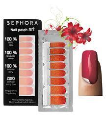 <b>Наклейки на ногти</b>: Sephora <b>Nail</b> Patch Art (отзывы, как клеить ...