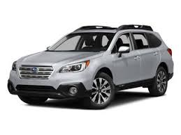 <b>2015 Subaru Outback</b> Values- NADAguides