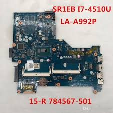2019 For <b>Pavilion</b> 15 R <b>Laptop</b> Motherboard <b>784567 501</b> LA A992P ...