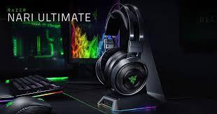 Wireless PC Gaming Headset - <b>Razer Nari Ultimate</b>