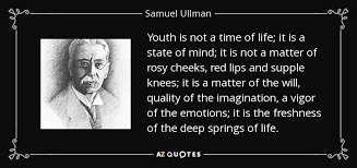 「youth samuel ullman」の画像検索結果