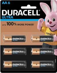 <b>Duracell Ultra AA Battery</b> - <b>Duracell</b> : Flipkart.com