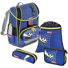 <b>Ранец Step</b> By <b>Step</b> Light2 4 предмета Топ Футбол синий, цена ...
