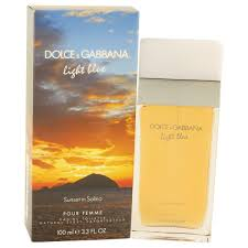 <b>Light Blue Sunset In</b> Salina | Dolce & Gabbana Eau De Toilette 100 ...