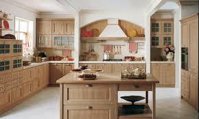 limed oak kitchen units: kitchen made of limed oak classical kitchens