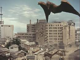 Image result for images of 1956 rodan