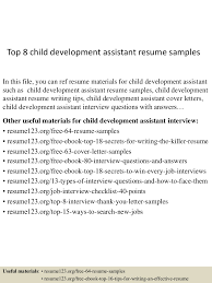 child development resume examples teacher resume samples writing guide resume genius slideshare substitute teacher resume sample functional