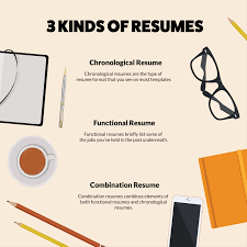 resume format types samples and templates 2016 kinds of resumes