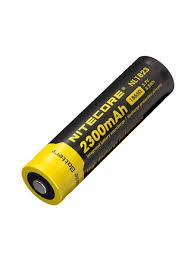 <b>Аккумулятор Nitecore Rechargeable</b> NL1823 18650 Li-Ion ...