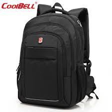 <b>Cool Bell</b> Brand <b>Large</b> Waterproof Bag Backpack 15.6,17.3 inch ...